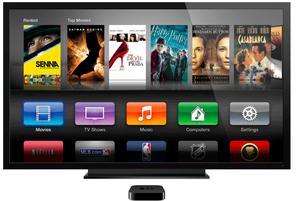 Apple's streaming TV service