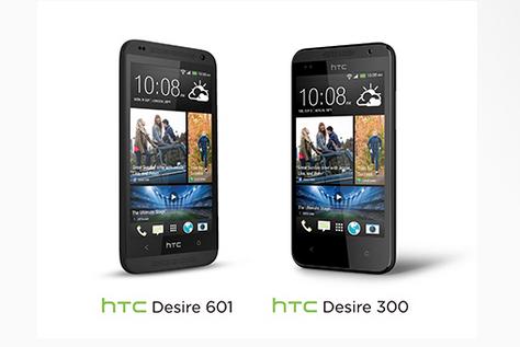 HTC mid range phones