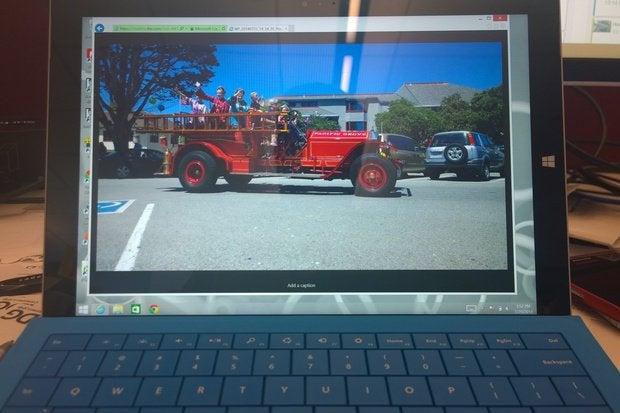 Microsoft: Surface Pro 3