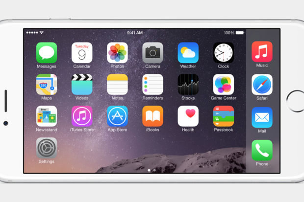 iPhone 6 Plus Display is the