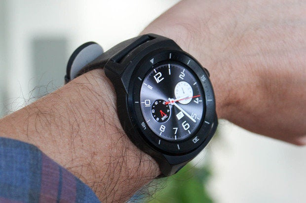 LG G Watch R: My first 12 hours with the best-looking Android Wear watch of all