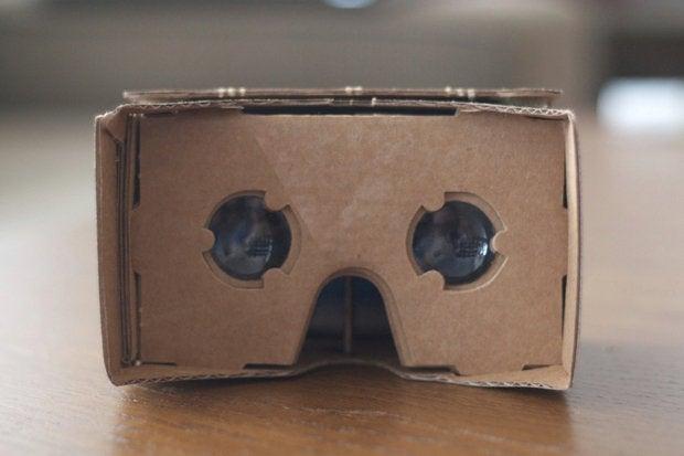 Google's rumored VR headset