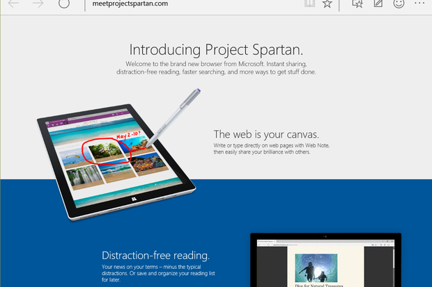 Hands on: Microsoft's Project