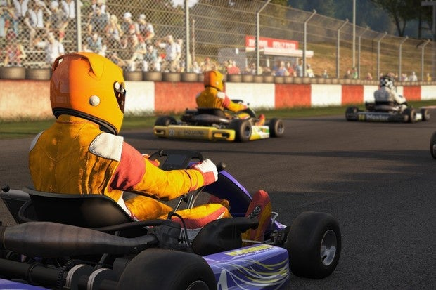 Review: Project CARS and Car
