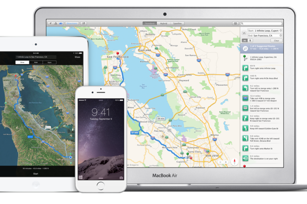 Reports: Apple Maps to finally add transit directions in iOS 9