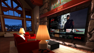 Netflix's ho-hum virtual reality debut needs some refinement