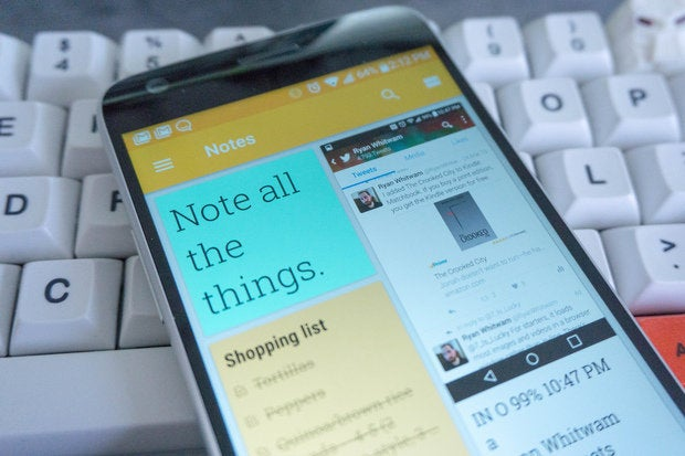 Google Keep gets improved search, Docs gains comment notifications in round of updates
