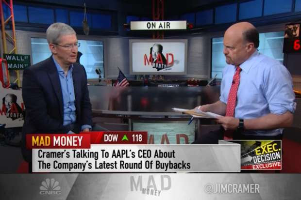 China's booming middle class bodes well for Apple, says Tim Cook