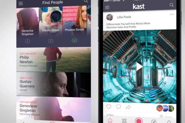 This company wants to take on Slack with video messaging for enterprises
