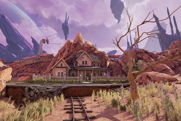 Obduction's long-awaited Oculus Rift VR support launches next week