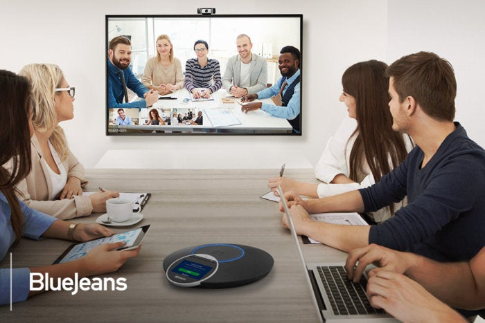 BlueJeans teams with Dolby for teleconference audio clarity