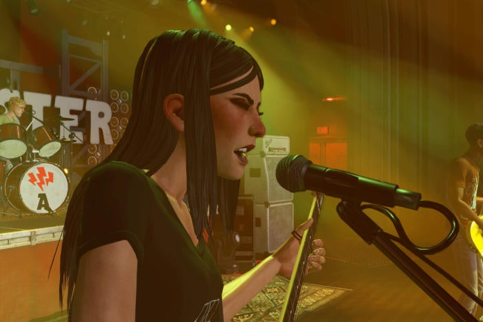 Rock Band VR review: Rock Band's roaring PC debut showcases Oculus Touch's potential