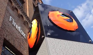 Firefox blocks websites with vulnerable encryption keys